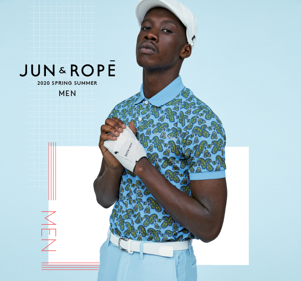 JUN&ROPE' 2019 SPRING/SUMMER MEN