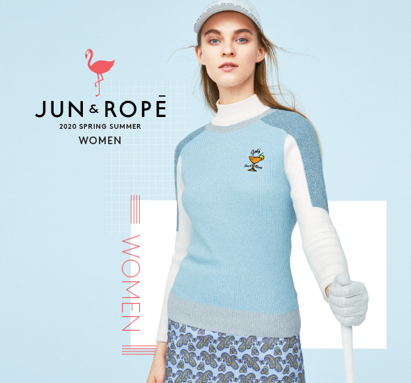 JUN&ROPE' 2019 SPRING/SUMMER WOMEN